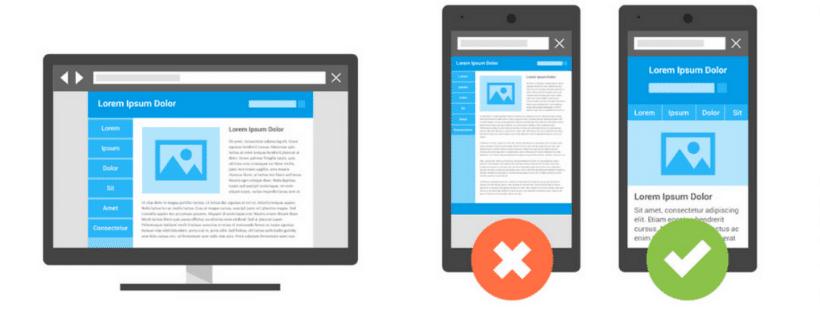 Diseño WEB Responsive en Viña del Marketing
