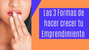 Como hacer crecer tu emprendimiento en Chile