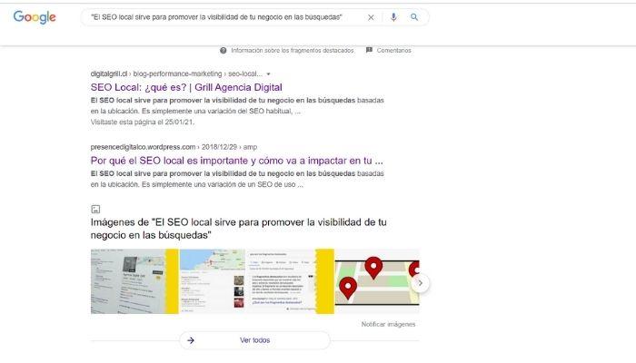 Google Hacking Entre Comillas